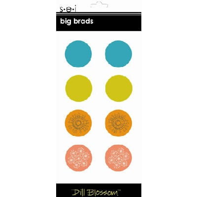 SEI - Dill Blossom Collection - Big Brads, CLEARANCE