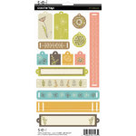 SEI - Dill Blossom Collection - Coaster Tags, CLEARANCE