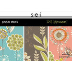 SEI - Dill Blossom Collection - Paper Stack - 4.5x6.5, CLEARANCE