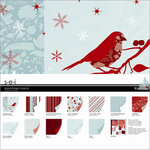 SEI - Winter Song Collection - Assortment Pack, CLEARANCE