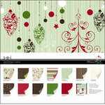 SEI - Christmas Mint Collection - Assortment Pack, CLEARANCE