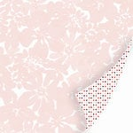 SEI - With All My Heart Collection - Valentine - 12 x 12 Double Sided Pearl Foil Paper - Young at Heart