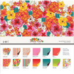 SEI - Sunny Day Collection - 12 x 12 Assortment Pack