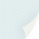 SEI - Silver Valley Collection - Christmas - 12 x 12 Double Sided Foil Paper - Cold Springs