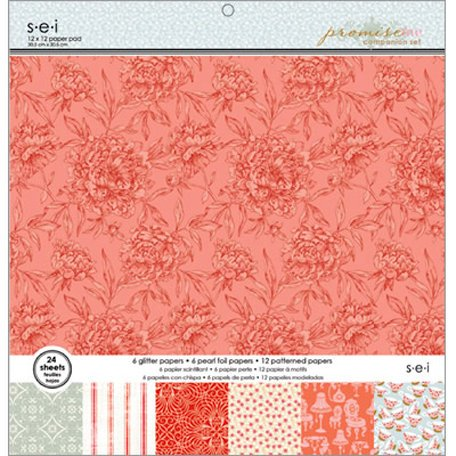 SEI - Promise Me Collection - 12 x 12 Paper Pad