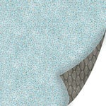 SEI - Vanilla Sunshine Collection - 12 x 12 Double Sided Blue Pearl Foil Paper - Jimmies n' Cream