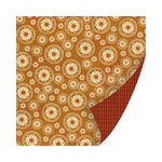 SEI - Entrada Collection - 12 x 12 Double Sided Paper with Foil Accents - Mandara Plateau