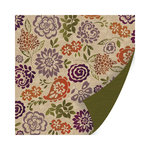 SEI - Mirelle Collection - 12 x 12 Double Sided Paper with Foil Accents - Tapestry