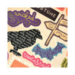 SEI - Salem Heights Collection - Halloween - Cardstock Stickers