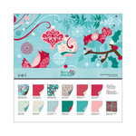 SEI - Berry Melody Collection - Christmas - 12 x 12 Assortment Pack
