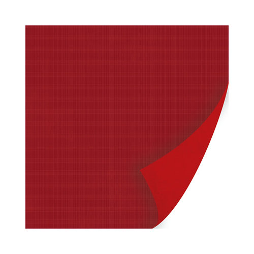 SEI - Holiday Traditions Collection - Christmas - 12 x 12 Double Sided Paper - Very Cranberry