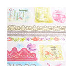SEI - Diane Collection - Cardstock Stickers with Glitter Accents