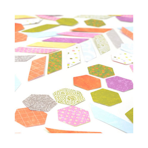 SEI - Diane Collection - Die Cut Accents - Quilt Blocks