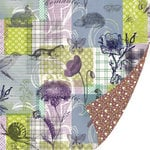 SEI - Pembroke Collection - 12 x 12 Double Sided Paper - Patchwork
