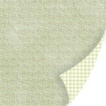 SEI - Pembroke Collection - 12 x 12 Double Sided Paper - Thyme