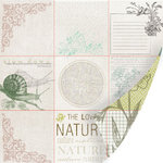 SEI - Pembroke Collection - 12 x 12 Double Sided Paper - Nature Love