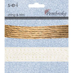SEI - Pembroke Collection - Trim - String and Trim