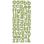 SEI - Holly Lane Collection - Christmas - Alphabet Stickers, CLEARANCE