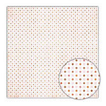 Sassafras Lass - Scrumptious Collection - 12x12 Paper - Coconut Cream, CLEARANCE