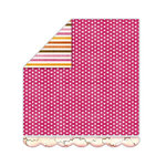 Sassafras Lass - Sunshine Lollipop Collection - 12x13 Double Sided Paper - Sugary Love, CLEARANCE