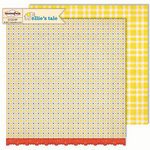Sassafras Lass - Ellie's Tale Collection - 12 x 12 Double Sided Paper - Retrospect