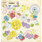 Sassafras Lass - Sweetly Smitten - Foldies - 12 x 12 Die Cuts