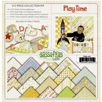 Sassafras Lass - Playtime Collection - Collection Kit - Playtime, CLEARANCE