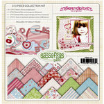 Sassafras Lass - Serendipity Collection - Collection Kit - Scrumptious