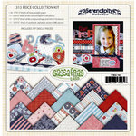 Sassafras Lass - Serendipity Collection - Collection Kit - Blue Boutique