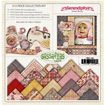 Sassafras Lass - Serendipity Collection - Collection Kit - Sweet Skully