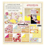 Sassafras Lass - Sunshine Lollipop Collection - 12x12 Collection Kit - Sunshine Lollipop