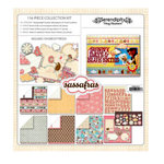 Sassafras Lass - Serendipity Collection - Hog Heaven - Collection Kit
