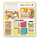 Sassafras Lass - Nerdy Bird Collection - Collection Kit