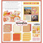 Sassafras Lass - Count Me In Collection - Collection Kit