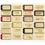 7 Gypsies - Tag Quotes Pack - Family