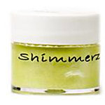 Shimmerz - Iridescent Paint - Key Lime