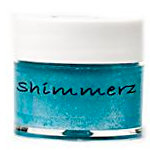 Shimmerz - Iridescent Paint - Tickle Me Turquoise