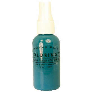 Shimmerz - Coloringz - Pigment Mist Spray - 1 Ounce Bottle - Mama Sings the Blues