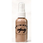 Shimmerz - Spritz - Iridescent Mist Spray - 2 Ounce Bottle - Treasured Hymn