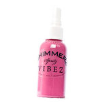 Shimmerz - Vibez - Iridescent Mist Spray - Bold - 2 Ounce Bottle - Razzeldazzel Berry