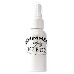Shimmerz - Vibez - Iridescent Mist Spray - Bold - 2 Ounce Bottle - Snow Storm