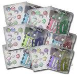Simply Renee - Clip It Up - Storage Envelopes - 6 envelopes - 6x6