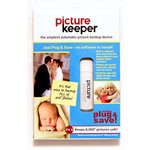 Picture Keeper - Automatic Picture Backup Device - 8GB