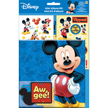 Sandylion - Disney Collection - Mini Album Kit - Mickey, CLEARANCE