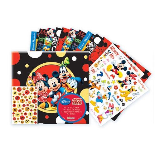 Sandylion - Disney Collection - 12x12 Album Kit - Mickey