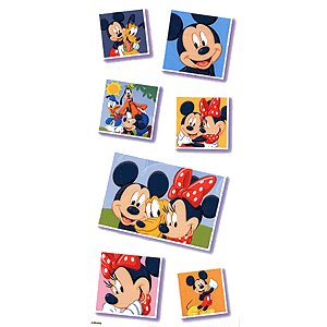 Sandylion Stickers - Mickey Snapshots