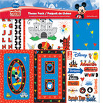 Sandylion - Disney Collection - Theme Pack - Mickey Theme Park, CLEARANCE
