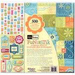 Sandylion - Kelly Panacci - 12x12 Scrapbook Album Kit - Funtastik, CLEARANCE