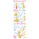 Sandylion - Disney - Fairies Collection - Tinkerbell Rub Ons, CLEARANCE