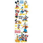 Sandylion - Disney Collection - Rub Ons - Mickey and Friends, CLEARANCE